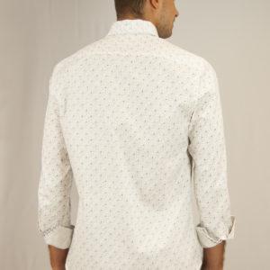 camisa de zorros