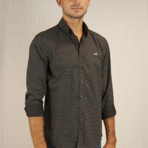 Camisa microestampado