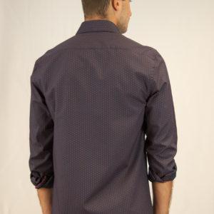 camisa de calaveras